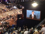 Closing night of 2012 Republican National Convention